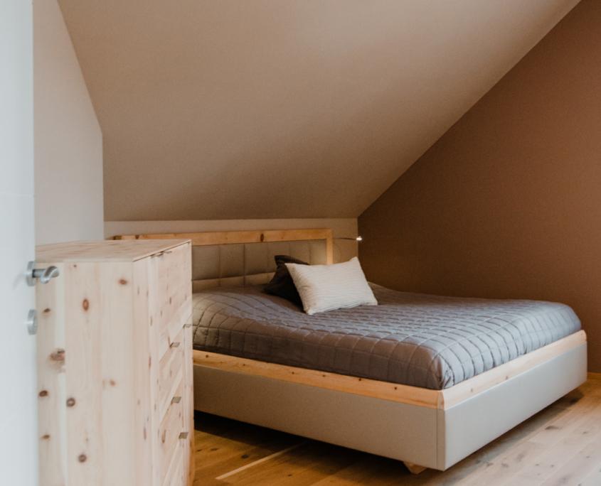 Maßgefertigtes Schlafzimmer