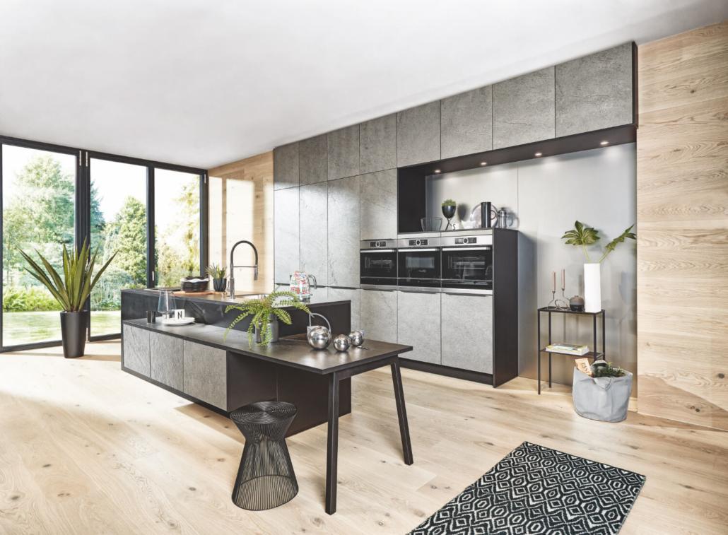 Küche Silver Star