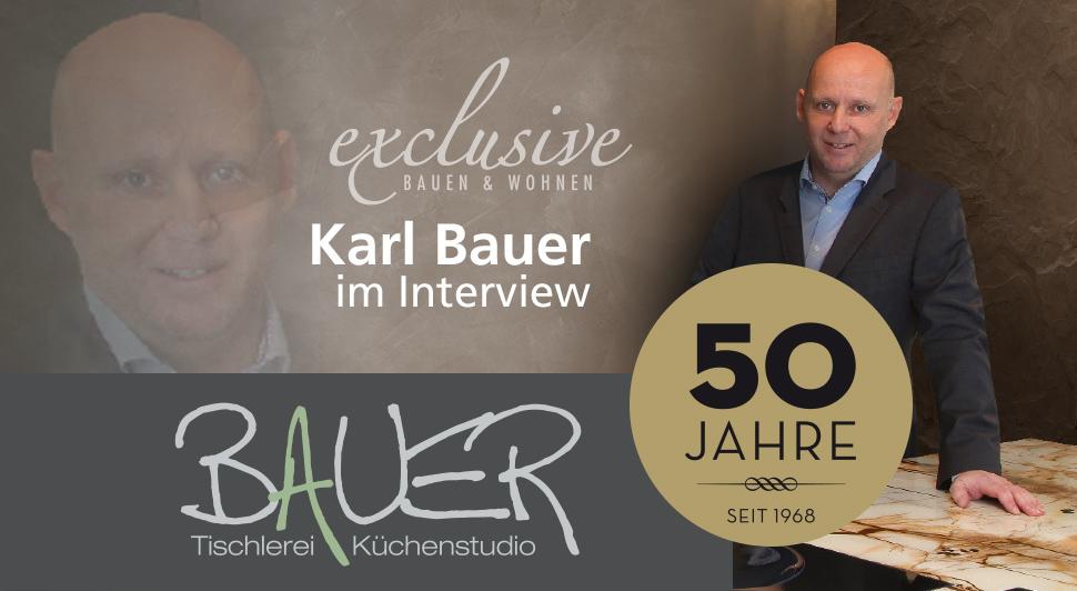 Karl Bauer im Interview