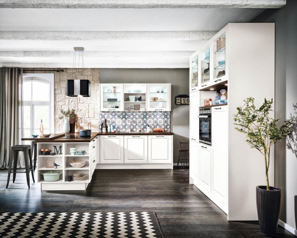 Küche Breda Weiß