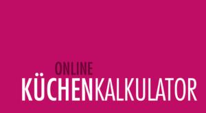 Online-Küchenkalkulator