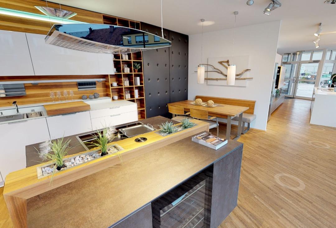 360° Grad Rundgang Küchenstudio Krems
